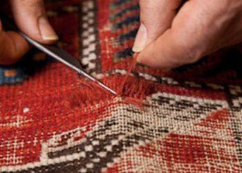 Restauration de tapis fait main Lyon